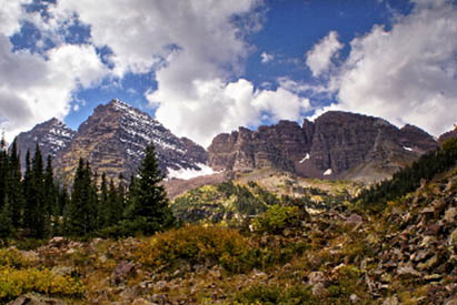 3 Days Colorado Trail Suggestion And Planning