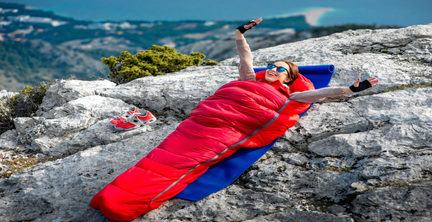 Finding The Best Lightweight Sleeping Bag For Hiking