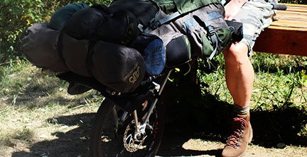 Hiking Backpack With Wheels For Worry-Free Travels