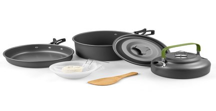 The Best Hiking Cookware Below $50