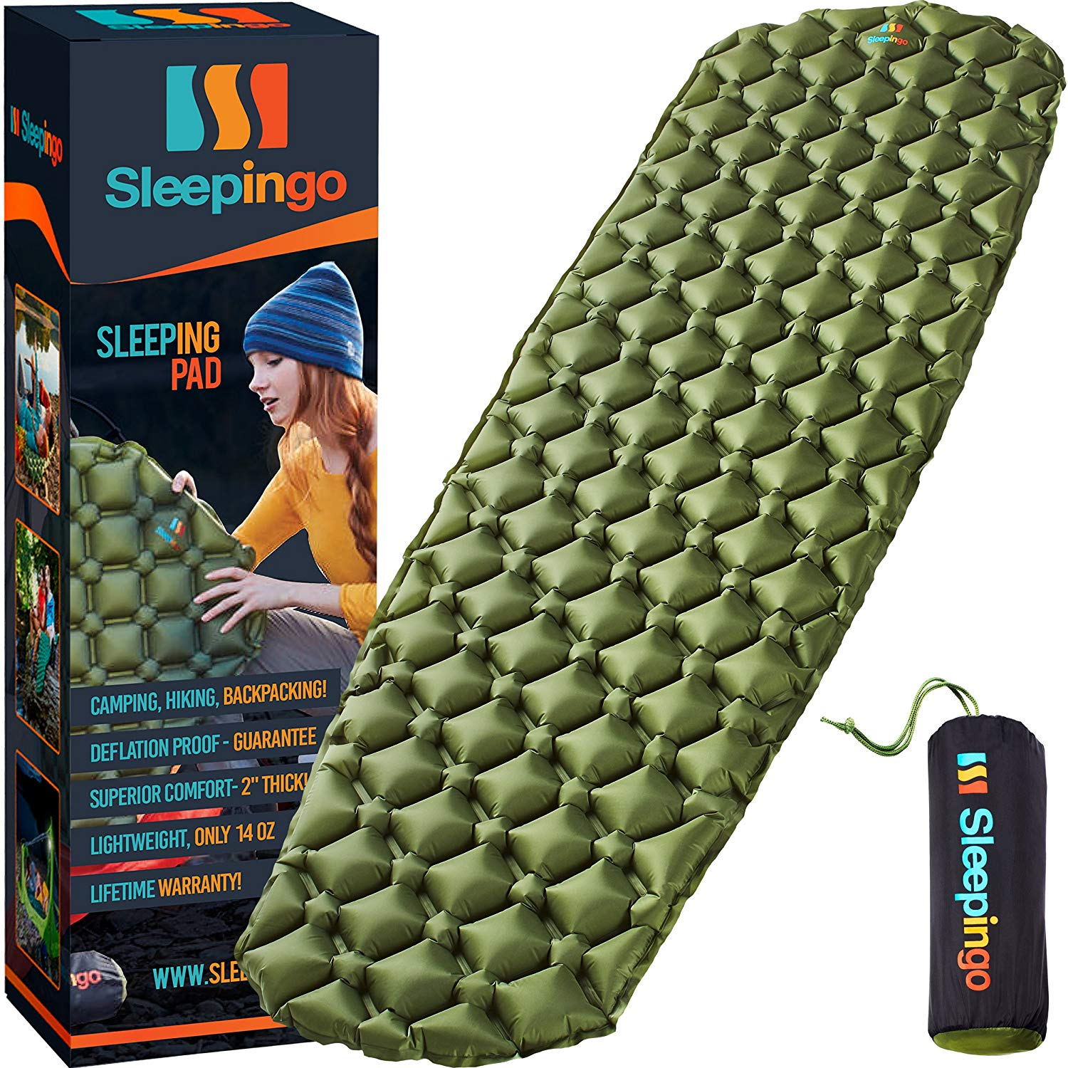 Best Sleeping Pads For Hiking: Great Value For Your Money
