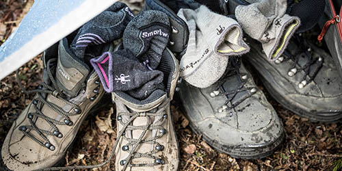 Finding The Best Hiking Shoes For Wide Feet Women