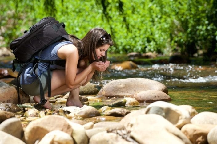 Tips To Purifying Water While Hiking